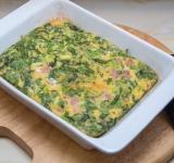 Поставьте в духовку на 15-20 минут до затвердения.  Приятного аппетита!